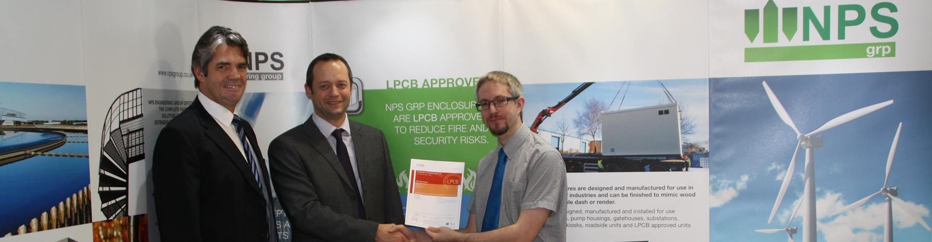 Lpcb Certified Kiosks Doorsets Nps Engineering Group